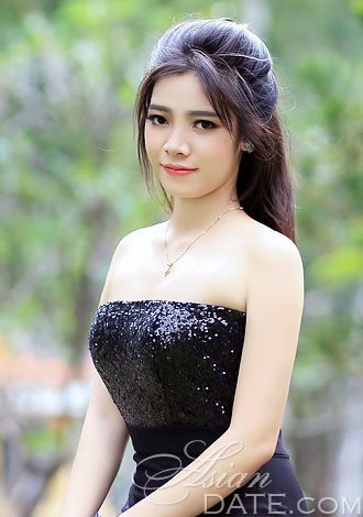 Gorgeous member profiles: Asian glamour profile Hoang Yen from Ho Chi Minh City